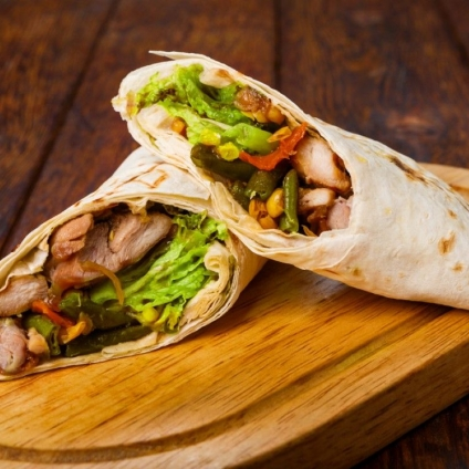 Wrap (durum) 25cm Modern Food