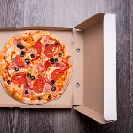 CAJA PIZZA 26 CM Modern Food
