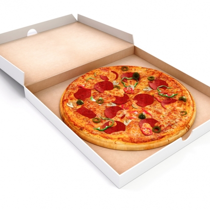 CAJA PIZZA DE 33 CM Modern Food