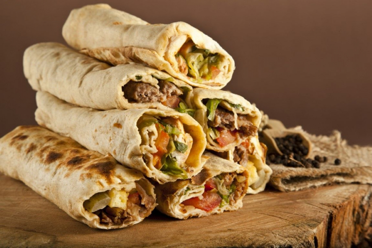 Wrap (durum) 30cm Modern Food