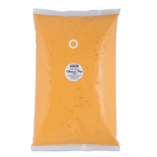 SALSA QUESO CHEDDAR, MODERN FOOD